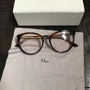 Christian Dior Tortoiseshell Eyeglasses